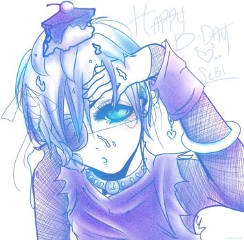 Happy Birthday Ciel by LALASOSU2