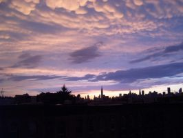 Mammatus Clouds Part 3 by Brooklyn47