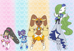 Heartcatch PokeCures Assemble! by Usa-Ritsu