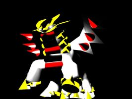 It's Giratina by Scarangel999