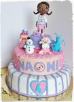 Doc McStuffins cake by Dyda81