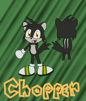 Tonithemink contest Chopper by rugdg13