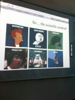 The scientific method? by cosenza987