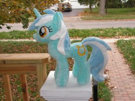 Lyra Plush- without socks by KarasuNezumi