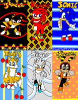 Sonic Quiz Results-Male by Magenta-Fantasies