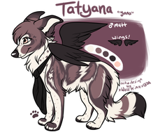 Tatyana by xWolfPrincex
