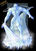 ice man by nightwing1975