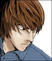 Light Yagami by AwesomeBoo