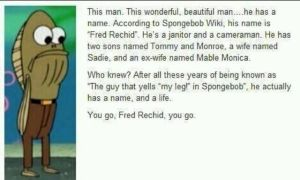 Fred Rechid by Banannapiecake