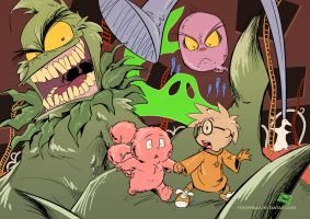 Halloween is Grinch Night by FischHead