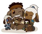 Asura Family by LeniProduction