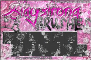 +StayStrongBrushes by TakeYouResources