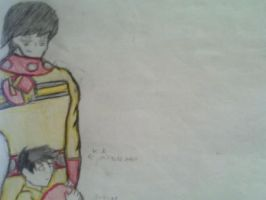 kid miracleman by ermacisback
