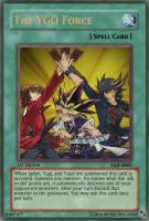 The YGO Force by mythicdragon30