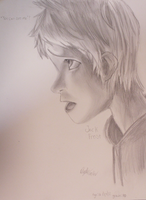 You Can See Me? (Jack Frost Drawing) by Awesome-Vivi