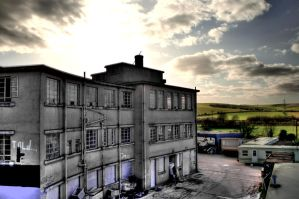 Abandoned Factory by lorni3