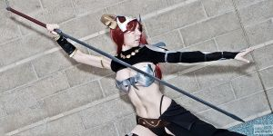 Claudette - Queens Blade by miss-rage