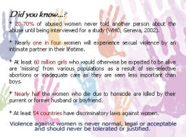 Violence Against Women -Banner by Silver-Dew-Drop