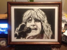 Ozzy by LauraBlackmore