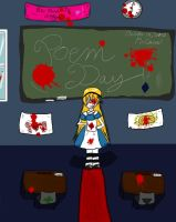 Poem Day at School by gaveZexionmyHeart