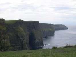 Ireland: Cliffs of Moher1 by Amliel