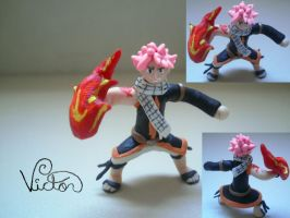 Natsu Dragneel by VictorCustomizer