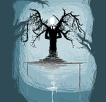 Slenderman by OxSlenderManxO
