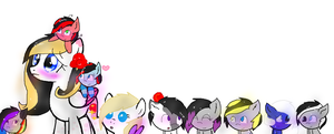 Why Am I filly siting with all thes kids on v-day? by kim-306
