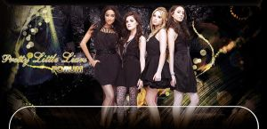 Pretty Little Liars logo by angellove97