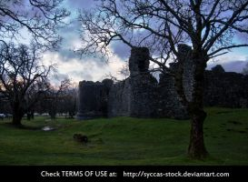 Inverlochy Castle 1 by syccas-stock