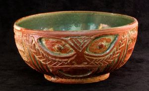 Tiki Bowl by Frost-indri