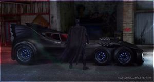 Batmobile [IGAU] by Mike92evil92