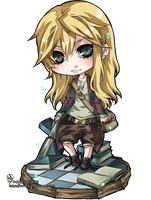 ::chibi comm 4 Thallys:: by rann-poisoncage