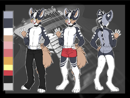 .: Anthro Male Canidae Auction:. [CLOSED] by Cannidae