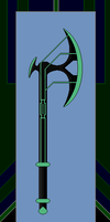 Argonian Waraxe Concept by The-Argonian