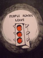 People always leave by extraordinary632
