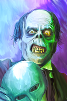 Mark Spears Monsters 'Phantom of the Opera' by markman777