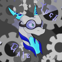 Meet The Cast - Gale - 2013 by CriexTheDragon