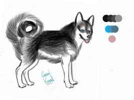 GK - Chourica Ref. by Green-Kennel