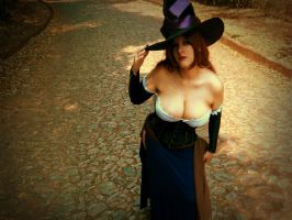 Sorceres Dragon's Crown Cosplay by BarbaraBai