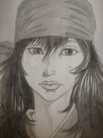 i dont remeber her name - Vagabond manga by SirSalute