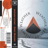 Weather Report Casette Cover by AmniosDesign