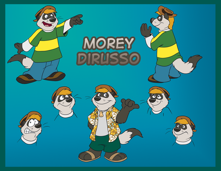 Morey Ref Sheet by Kresblain
