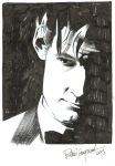 11th Doctor sketch by elena-casagrande