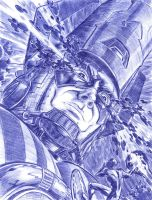 Galactus by mothbot