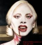 Lady Gaga as The Countess ~ American Horror Story by lemgras330