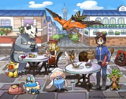 Lumiose Coffee by Pepperoonie