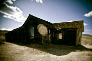 The Cabin 1 by scir
