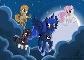 Children of the Night by teammagix