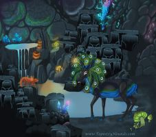 Herla's Cave by sighthoundlady